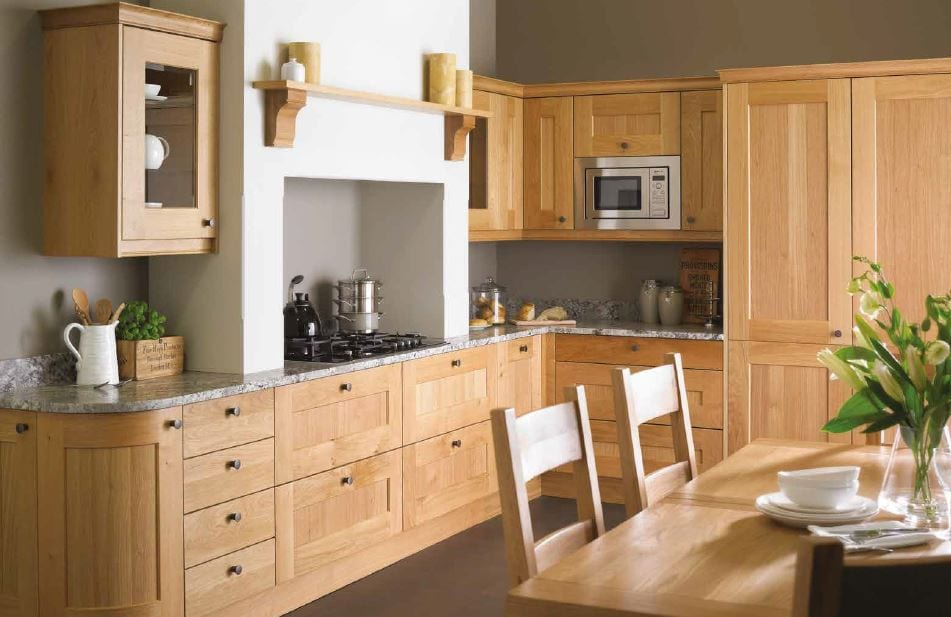 Sherwood Traditional Kitchen