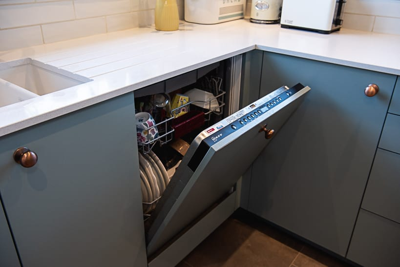 Modern Fitted Dishwasher